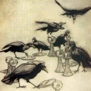 The seven ravens