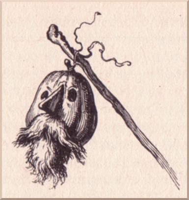 Fünfte Legende von Rübezahl, Illustration Ludwig Richter