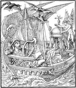 Der treue Hohannes, Brüder Grimm. Illustration Walter Crane