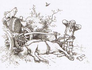 Vogel-hund-und-sperling