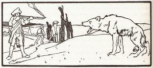 Ubbelohde-Wolf-und-Mensch