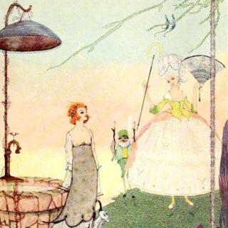 Les Fees, Die Feen, Märchen von Charles Perrault