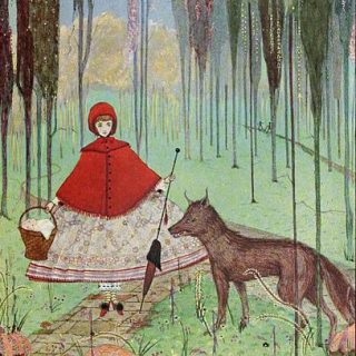 Petit Chaperon rouge, Little Red-Riding-Hood