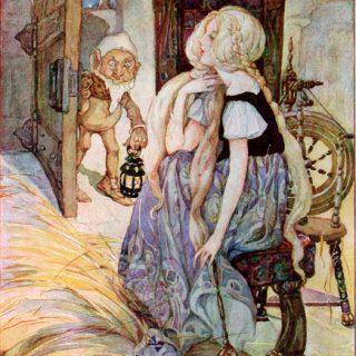 Rumpelstilzchen, Illustration Anne Anderson