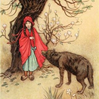 Little Red-Riding-Hood